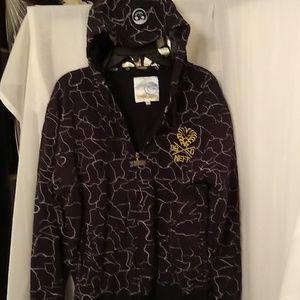 Neff Custom Goods Safari hoodie